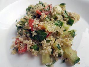 ᐅ Quinoa Salatrezepte Locker Leicht Abnehmen Mit Quinoa